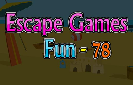 Escape Games Fun-78 poster