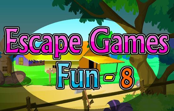Escape Games Fun-8 screenshot 1