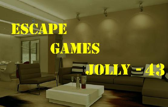 Escape Games Jolly-43 poster