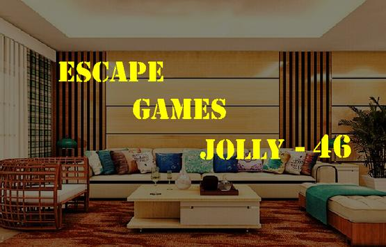 Escape Games Jolly-46 poster