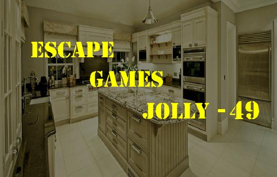 Escape Games Jolly-49 poster