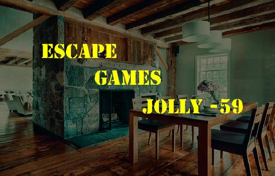 Escape Games Jolly-59 poster