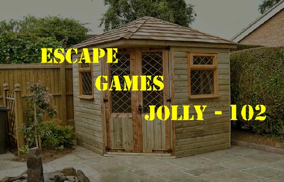 Escape Games Jolly-102 poster