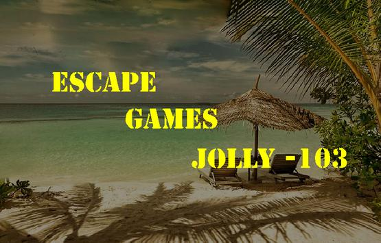 Escape Games Jolly-103 poster