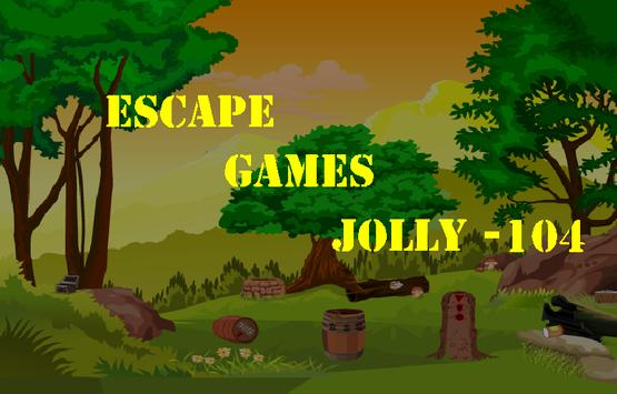 Escape Games Jolly-104 poster