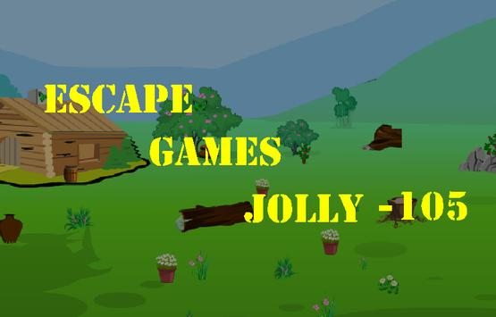 Escape Games Jolly-106 poster