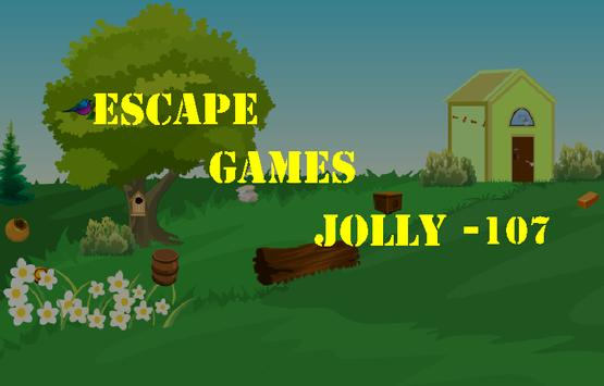 Escape Games Jolly-107 poster