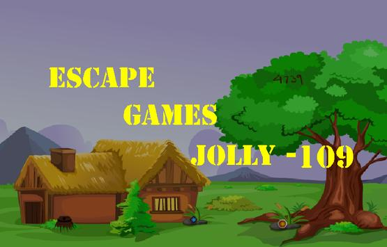 Escape Games Jolly-109 poster