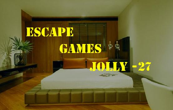Escape Games Jolly-27 poster