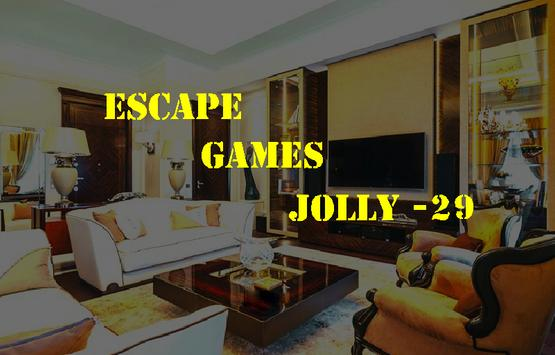Escape Games Jolly-29 poster