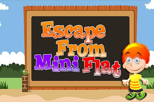 Escape From Mini Flat poster
