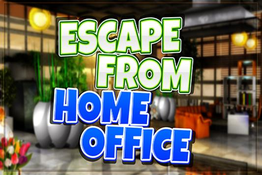 Escape From Home Office poster