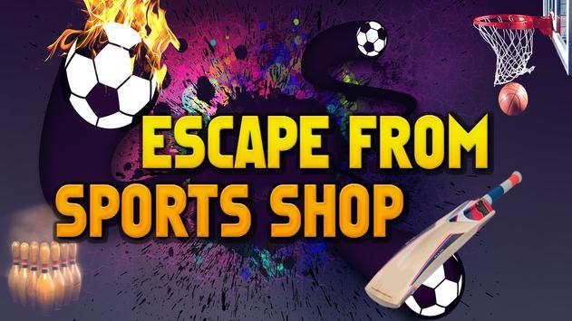 Escape From Sports Shop screenshot 5
