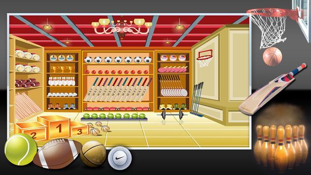 Escape From Sports Shop screenshot 6