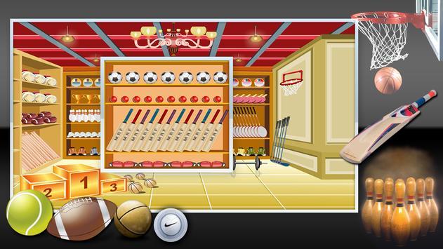 Escape From Sports Shop screenshot 12