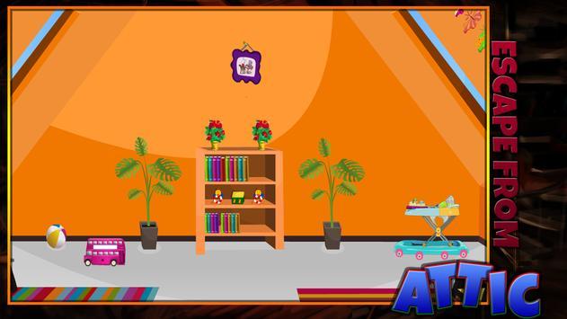 Escape From The Attic screenshot 6
