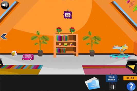 Escape From The Attic screenshot 2