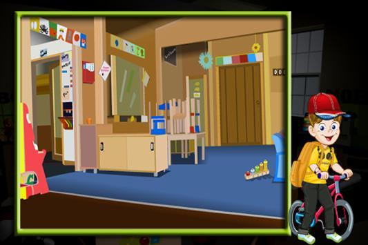 Escape Game -Montessori School screenshot 1