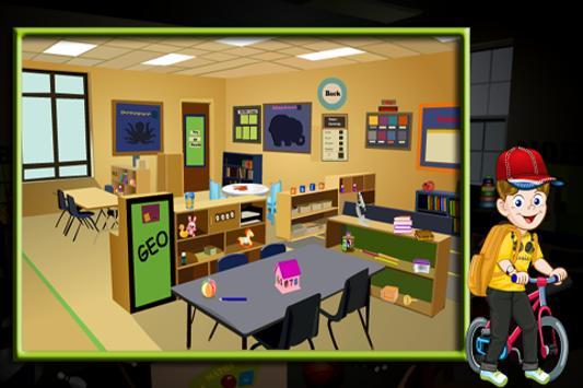 Escape Game -Montessori School screenshot 3