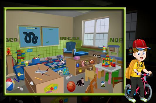 Escape Game -Montessori School screenshot 4