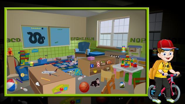 Escape Game -Montessori School screenshot 9