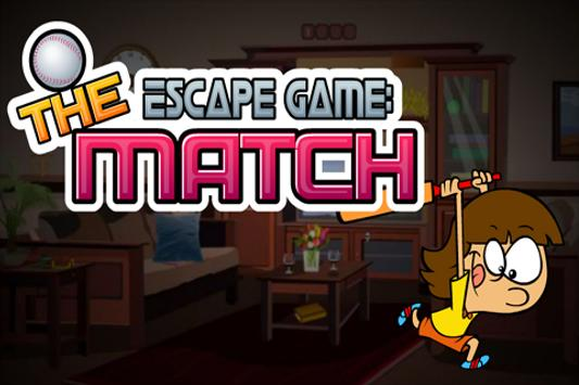 Escape Game : The Match poster