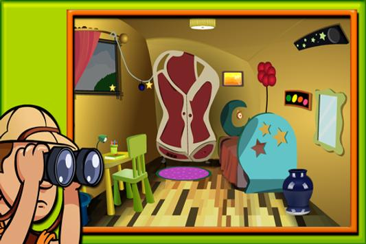 Escape Game - The Tourist apk screenshot