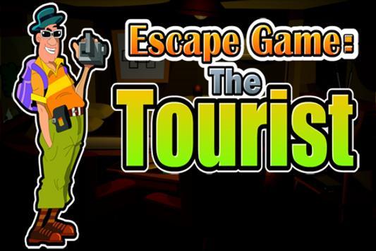Escape Game - The Tourist poster
