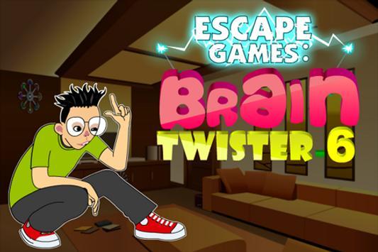 Escape Games: Brain Twister 6 poster