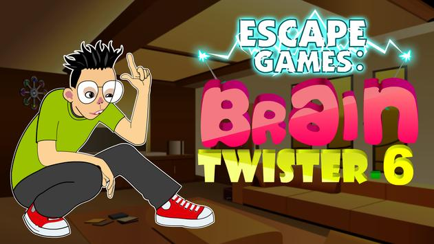Escape Games: Brain Twister 6 apk screenshot