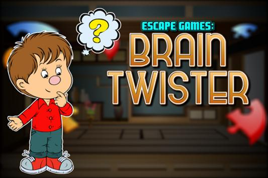 Escape Games : Brain Twister 1 poster