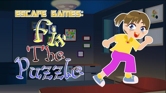Escape Games : Fix The Puzzle screenshot 10