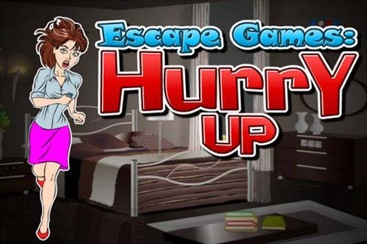Escape Games : Hurry Up poster