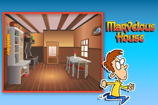 Escape Games : Marvelous House apk screenshot