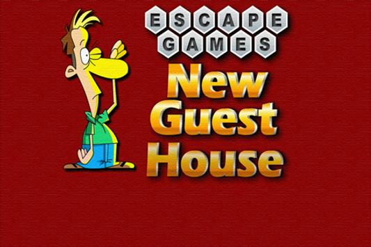 Escape Games : New Guest House poster