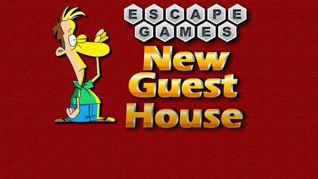 Escape Games : New Guest House apk screenshot
