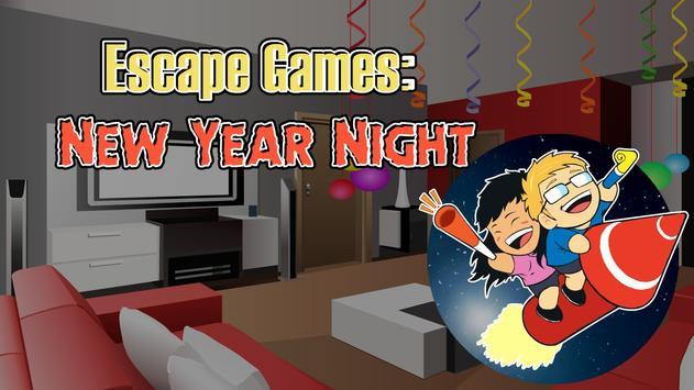 Escape Games : New Year Night apk screenshot