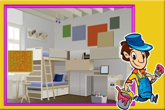 Escape Games : Painter House screenshot 4