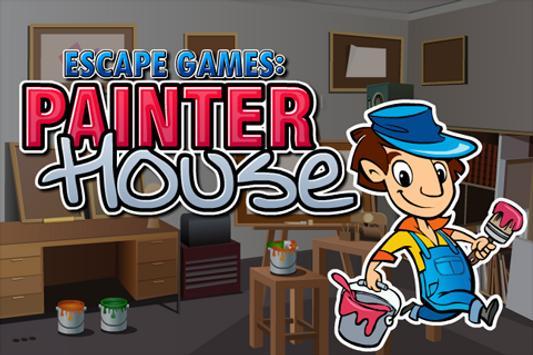 Escape Games : Painter House poster