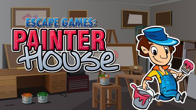 Escape Games : Painter House screenshot 10