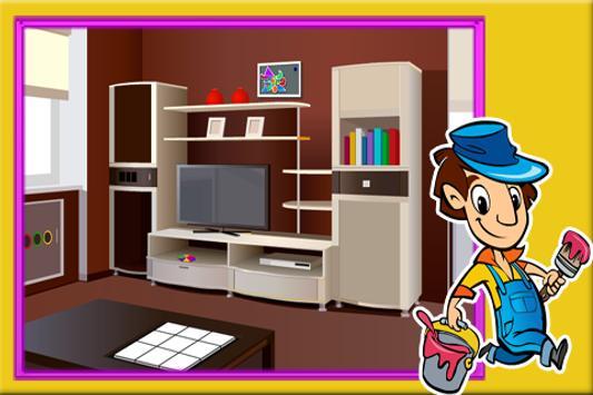 Escape Games : Painter House screenshot 2
