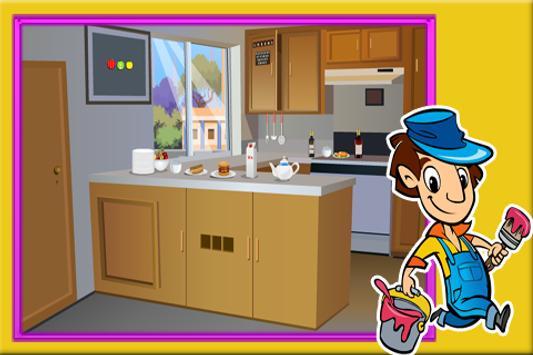 Escape Games : Painter House screenshot 3