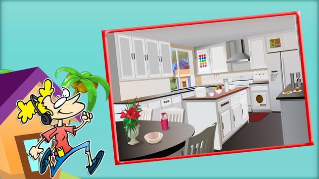 Escape Games : Stylish Villa screenshot 9