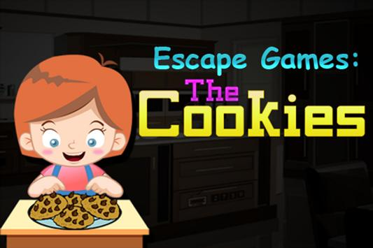 Escape Games : The Cookies poster