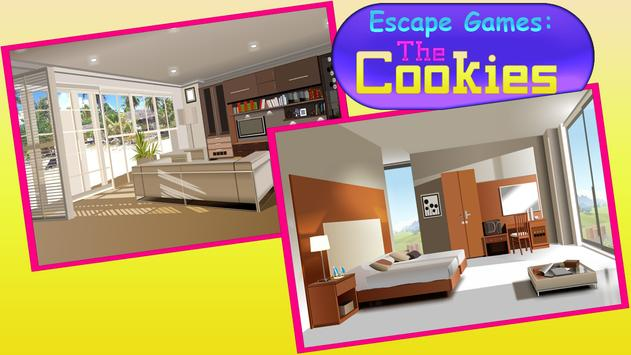 Escape Games : The Cookies apk screenshot