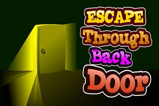 Escape Through Back Door poster