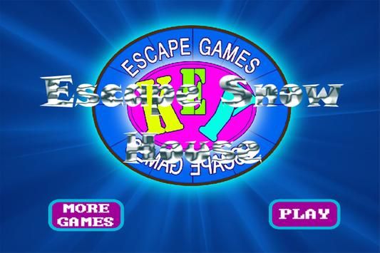EscapeSnowHouse apk screenshot