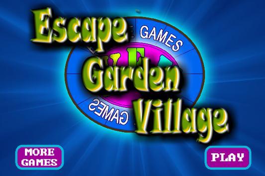 EscapeVillageGarden apk screenshot