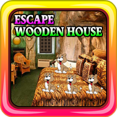 Escape Wooden House icon