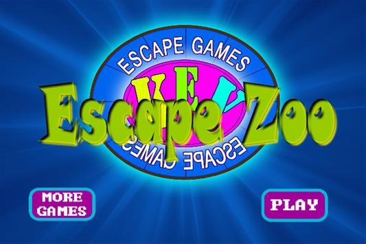 EscapeZoo poster